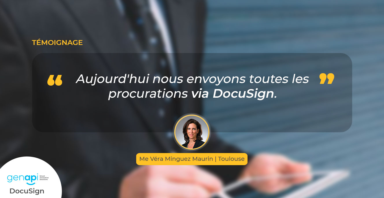 DocuSign procuration